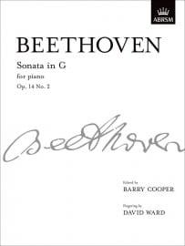 Beethoven Sonata Op14 No2 in G