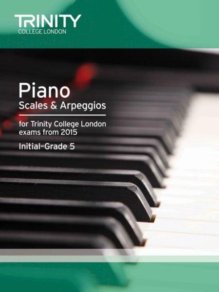 TCL Piano Scales & Arpeggios