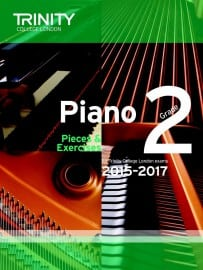 TCL Grade 2 piano exam pieces 2015-2017