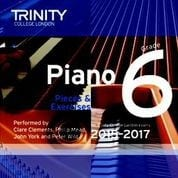 TCL Grade 6 piano exam pieces 2015-2017