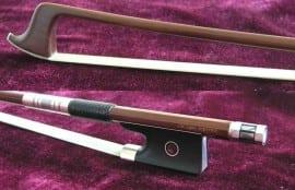 Col Legno Supreme carbon fibre violin bow