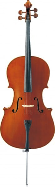 Yamaha VC5S Cello outfit
