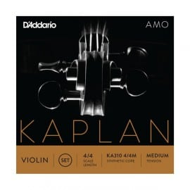 Kaplan Amo violin string set