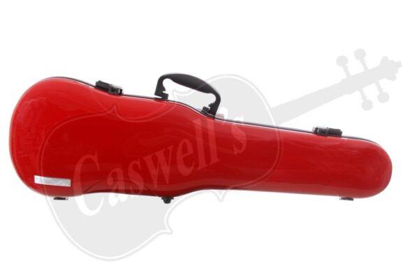 Gewa Air shaped violin Case Red