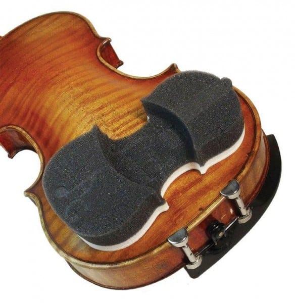 AcoustaGrip Soloist violin shoulder pad