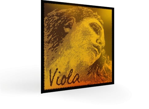 Evah Pirazzi Gold Viola C string