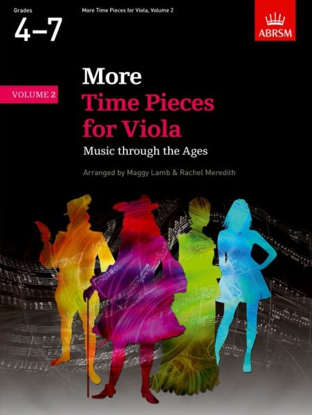 More Time Pieces for Viola volume 2