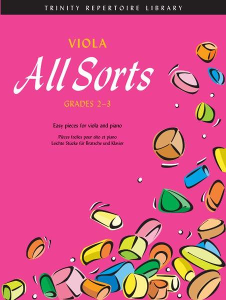 Viola All Sorts (Grade 2-3)