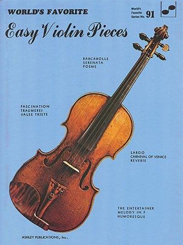 Easy violin Pieces - World's favorite series