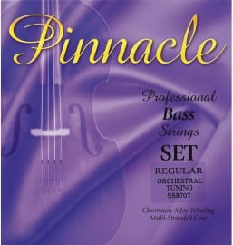 Super-sensitive Pinnacle Double Bass Set