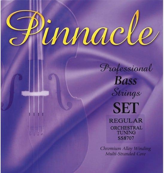 Super-sensitive Pinnacle Double Bass Set