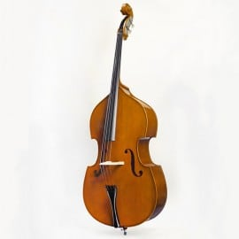 Andreas Zeller Laminated back Double Bass outfit