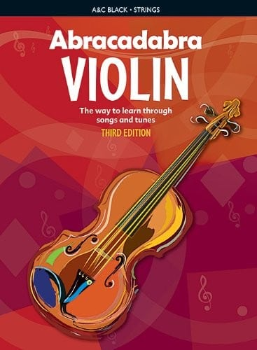 Abracadabra Violin (Pupils book)
