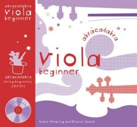 Abracadabra Viola Beginner (Pupils book)