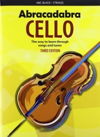 Abracadabra Cello (Pupils book)