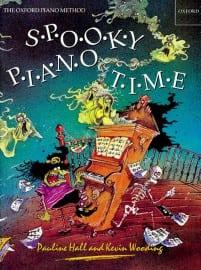 Spooky Piano Time - Pauline Hall