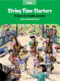 String Time Starters Cello book