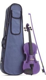 Stentor Harlequin 4/4 size coloured violin