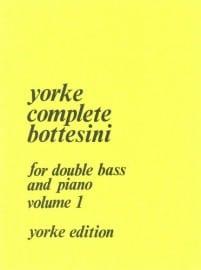 Yorke complete Bottesini for Double Bass 1