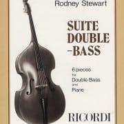 Rodney Stewart Suite Double Bass - Book 1