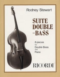 Rodney Stewart Suite Double Bass - Book 1