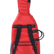 BAM Cranberry Red Performance cello bag back