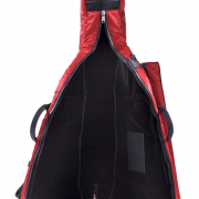 BAM Cranberry Red Performance cello bag