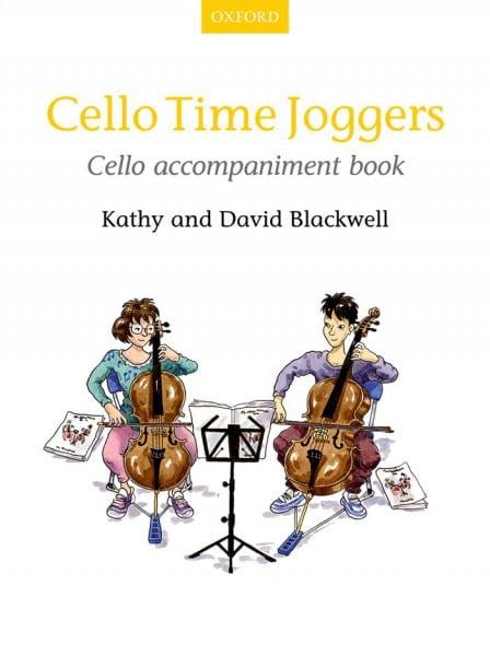 Cello Time Joggers Cello accompaniment