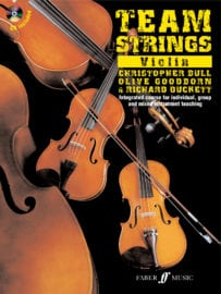 Team Strings Violin with CD