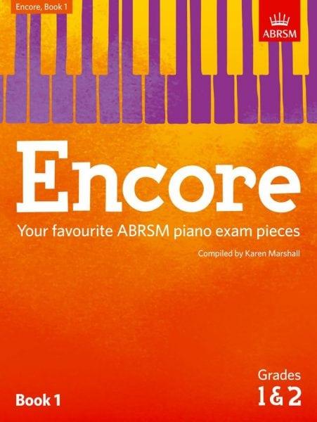 ABRSM Encore book 1