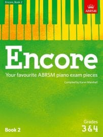 ABRSM Encore book 2