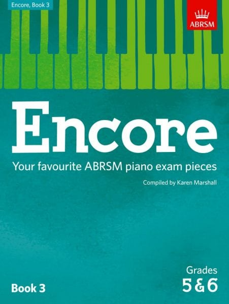 ABRSM Encore book 3