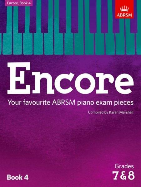 ABRSM Encore book 4