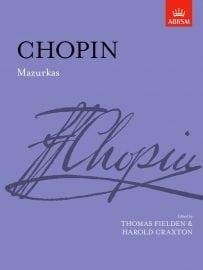 Chopin Mazurkas piano