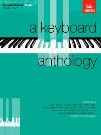 Keyboard Anthology Second series Book 1