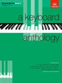 Keyboard Anthology Second series book 2