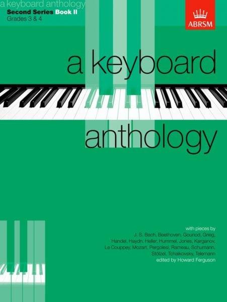 Keyboard Anthology Second series book 2
