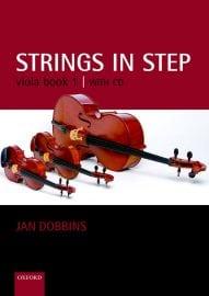 Strings in Step Viola book 1