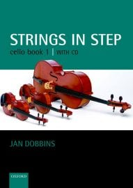 Strings in Step cello book 1