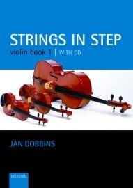 Strings in Step violin book 1
