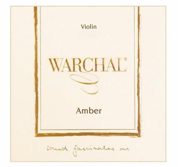Warchal Amber Violin string set