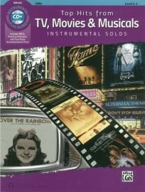 Movies & Musicals for cello
