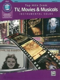 Movies & Musicals for violin