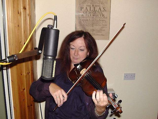 Joyce-Recording-studio