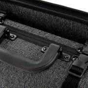 Gewa Bio case grey with pocket detail