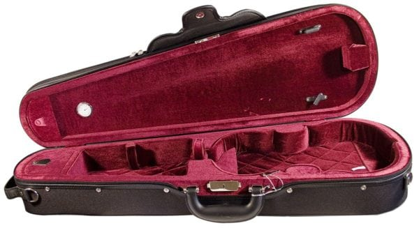 Hidersine shaped Violin Case