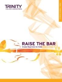 Raise the Bar Violin book 1
