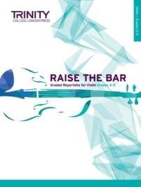 Raise the Bar violin book 2
