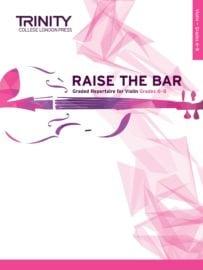 Raise the Bar violin book 3