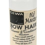 Gewa Old Master Bow hair cleaner